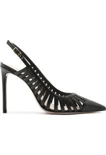 Scarpin Slingback Cut-Out Black | Schutz