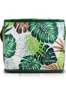Bolsa Térmica Jacki Design Tropicália Verde - Tricae