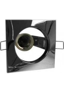 Spot De Embutir Quadrado Cromado 1Xe27 60W Startec & Co 148800009