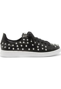 Sneaker Full Studs Black | Schutz