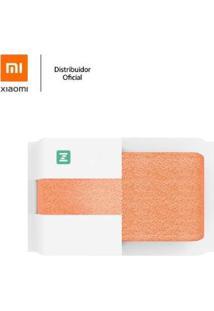 Toalha De Banho Zsh Xiaomi - Unissex-Laranja