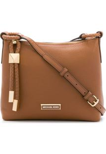 Michael Michael Kors Lexington Cross-Body Bag - Marrom
