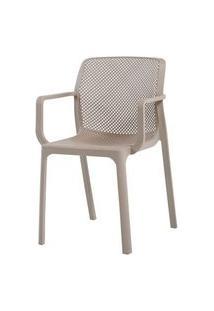 Cadeira Sardenha Fendi Polipropileno 82Cm - 62624 Fendi