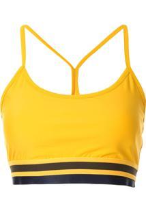 Nylora Regata Celie - Amarelo