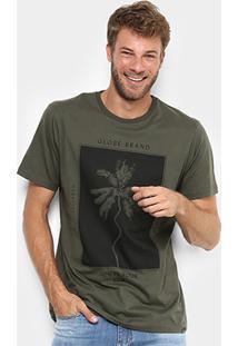 Camiseta Globe Básica Bender Masculina - Masculino