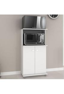 Armário De Cozinha Para Forninho E Microondas Branco Bl3307 - Tecno Mobili