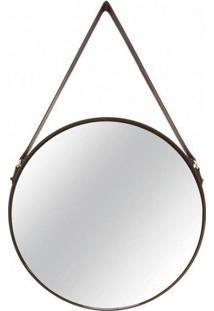 Espelho Decorativo Bart 41 X 76 Cm Preto