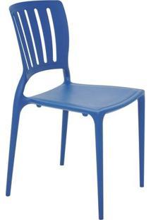 Cadeira Sofia- Azul- 82,5X44,5X53Cm- Tramontinatramontina