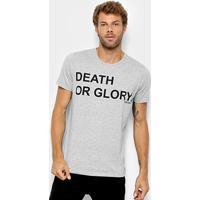 Camiseta Colcci Estampa Glory Masculina - Masculino e85d11edb0d