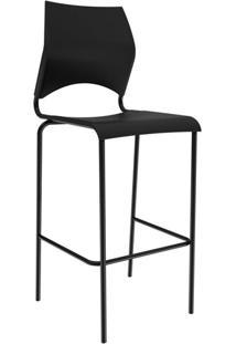 Cadeira Paladio Bistrô Preta