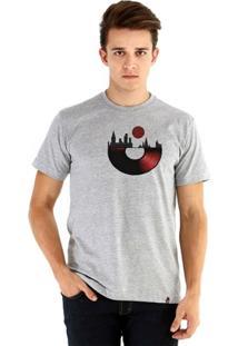 Camiseta Ouroboros Manga Curta Vilnopolis - Masculino