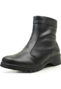 Bota Térmica Fiero Para Neve Cervinia Com Forro Thermal Warm Protection Preta