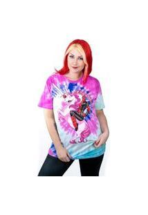 Camiseta Deadpool Unicórnio Incolor