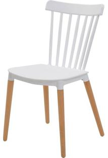 Cadeira Pierre Branca 84 Cm (Alt) - 43816 - Sun House