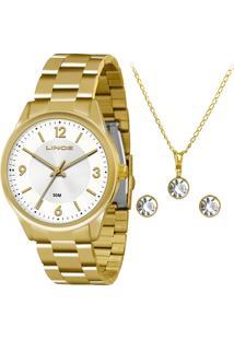 Relógio Feminino Lince Lrg4309L K237B2Kx
