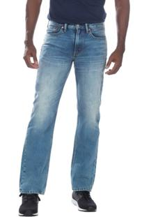 Calça Jeans Levis Masculino 502 Regular Taper Média - Masculino