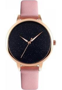 Relógio Feminino Skmei Analógico - Feminino-Rose Gold