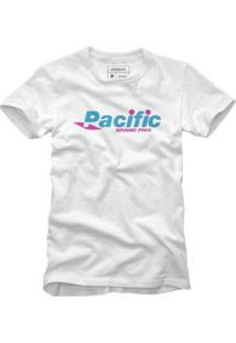 Camiseta Reserva Pacific Masculina - Masculino-Branco