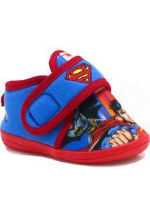 Pantufa Botinha Ricsen Superman