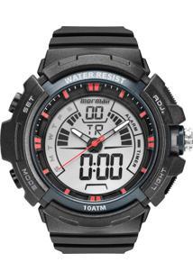 5115482e4 Eclock. Relógio Tamanho Grande Digital Masculino Technos Mormaii ...