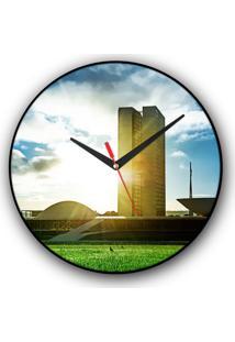 Relógio De Parede Colours Creative Photo Decor Decorativo, Criativo E Diferente - Brasília