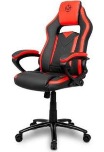 Cadeira Gamer Tgt Blade Vermelha, Tgt-Bld-Red - Unissex-Vermelho+Preto