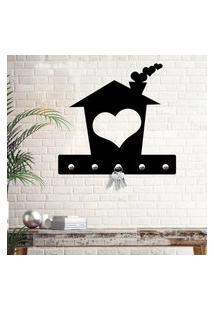 Porta Chaves Home Love Único