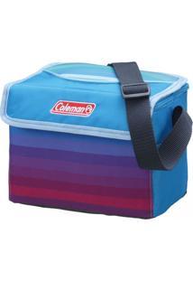 Bolsa Térmica Coleman Soft 4 Litros Azul