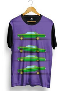Camiseta Bsc Lowrider Full Print - Masculino