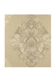Papel De Parede Adesivo Decoração 53X10Cm Bege -W17316