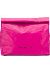 Simon Miller Clutch Lunch Bag - Rosa