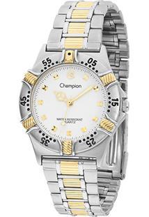 3b68e049e9f ... Relógio Champion Analógico Ch30064A Feminino - Feminino-Prata