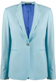 Paul Smith Blazer De Alfaiataria - Azul