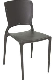 Cadeira Sofia Iii Marrom