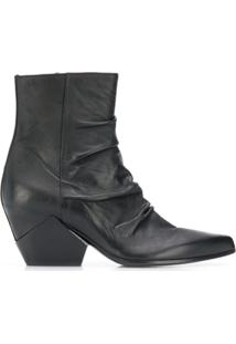 Elena Iachi Ankle Boot 'Jazz' - Preto