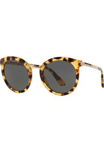 6b4bfe6d2 R$ 890,00. Kanui Óculos De Sol Dolce & Gabbana Redondo Dg4268