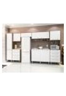 Cozinha Completa Evolution 8 Pt 8 Gv Branco E Tannat