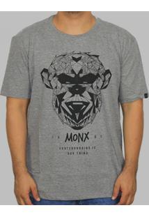 Camiseta Monx Chimpa Geométrico