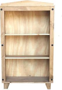 Estante Para Livros Pequena Madeira Maciça Móveis Neppel Neppel