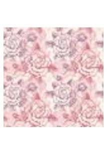 Papel De Parede Autocolante Rolo 0,58 X 3M - Floral 675