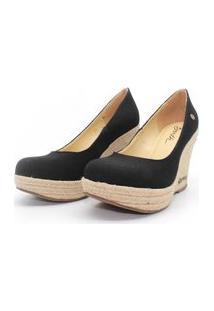 Scarpin Barth Shoes Maresias - Preto