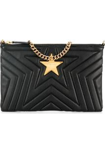 Stella Mccartney Clutch Stella Star - Preto