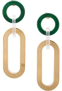 Rachel Comey Sour Earrings - Verde
