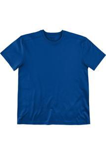 Camiseta Masculina Básica Em Algodão Na Modelagem Regular