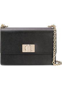 Furla 1927 Shoulder Bag - Preto