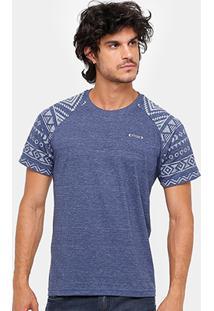 Camiseta Free Surf Especial Gray Masculina - Masculino