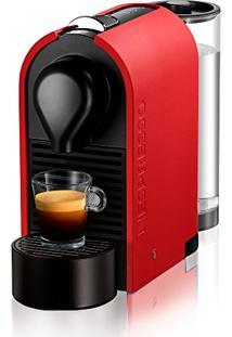 Cafeteira Nespresso U Mat Vermelha 220V