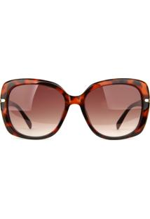 Óculos De Sol Atitude At5404 G22/56 Tartaruga - Kanui