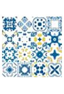 Adesivo De Azulejo - Ladrilho Hidráulico - 382Azpe