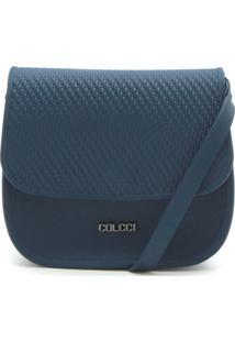 Bolsa Colcci London Azul